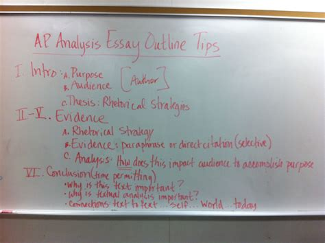 Thesis Analyzing The Draft by Rhetorical Analysis Outline College
