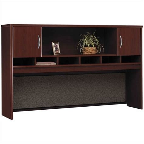 Mahogany L Shaped Desk Bush Business Series C Mahogany Left L Shaped Desk Bsc035 367