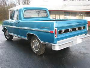 1971 ford f100 sport custom for sale allentown pennsylvania