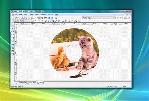 cover design nero download nero cover designer download