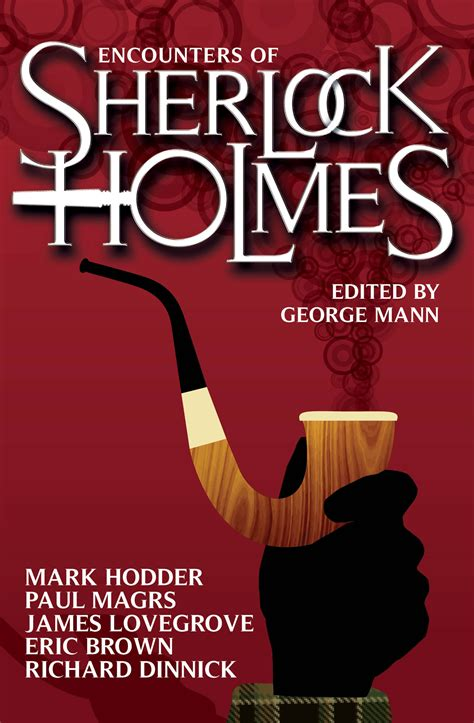 of sherlock books an with george mann literary agents advice