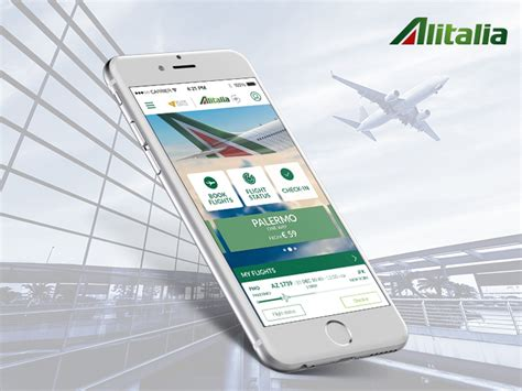 alitalia mobile site home01tribe extend the experience