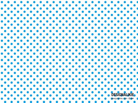 Dot Pattern by Light Blue Polka Dot Pattern