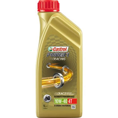 Oli Motor Castrol Power1 Scooter 10w 40 800 Ml buy castrol power1 racing 4t engine fully synthetic