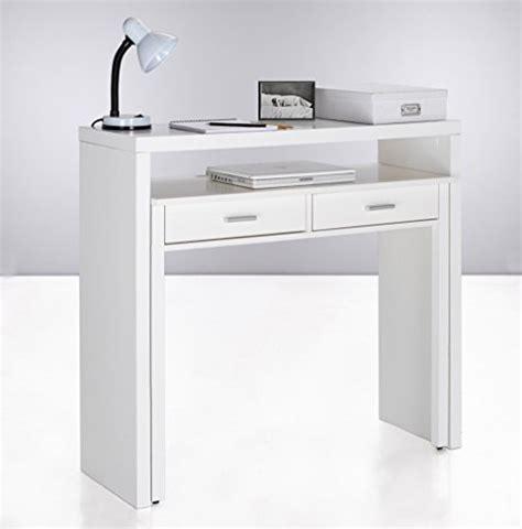 bureau console extensible home innovation table bureau extensible console bureau