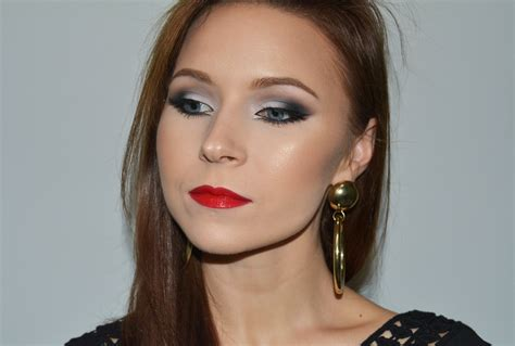 Eyeshadow Glamor glam makeup looks mugeek vidalondon