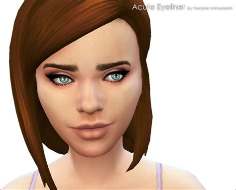 mod the sims acute eyeliner 10 styles acute eyeliner 10 styles by vire aninyosaloh at mod the