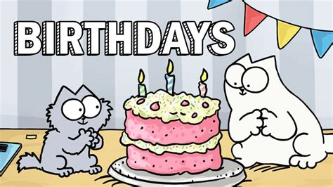 Simon S Guide To In The Usa birthdays simon s cat guide to doovi