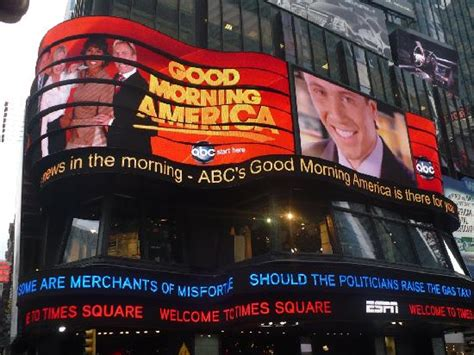 abc home design new york the abc studios times square picture of times square