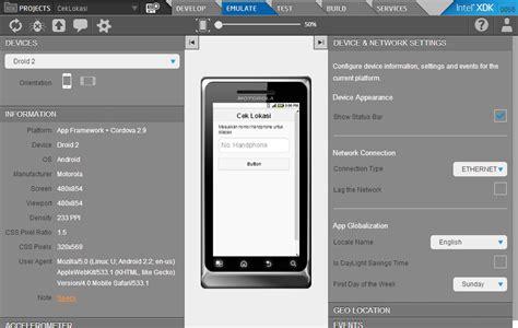 membuat aplikasi android web service tutorial cara membuat aplikasi android dengan html5 secara