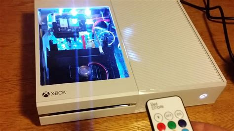 modded xbox one console custom modded xbox one console w remote led light
