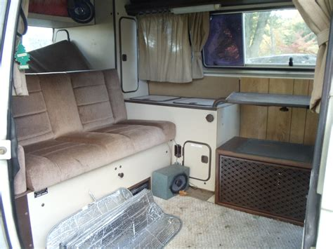 Vanagon Westfalia Interior by Interior Restoring Our Westfalia Vanagon
