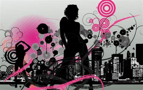 imagenes urbanas vectorizadas 30 beautiful free party vector images