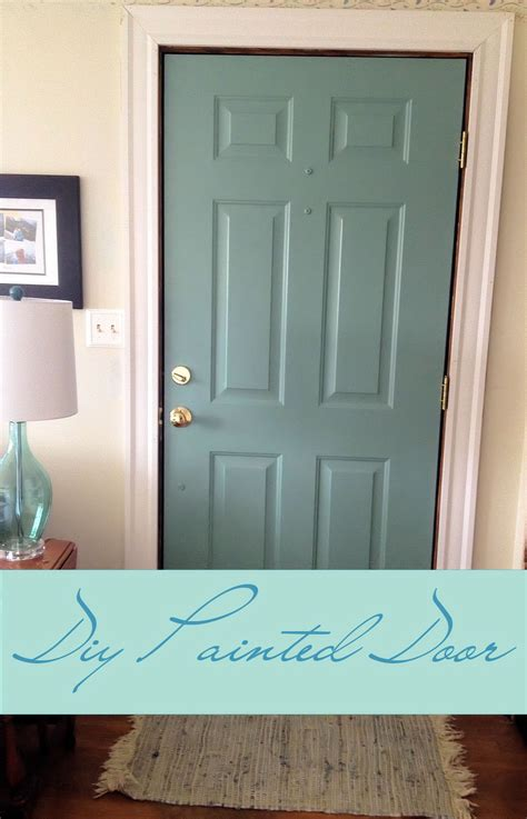 Door Painting Ideas Interior Door Colors For Interior Doors Pilotproject Org