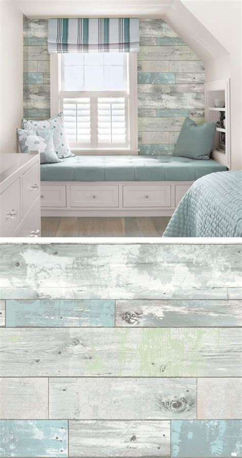 peel and stick vinyl wallpaper beachwood reusable peel stick vinyl wallpaper
