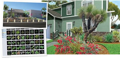 home landscaping design software free landscape design software review