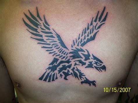 eagle tattoo tribal 301 moved permanently