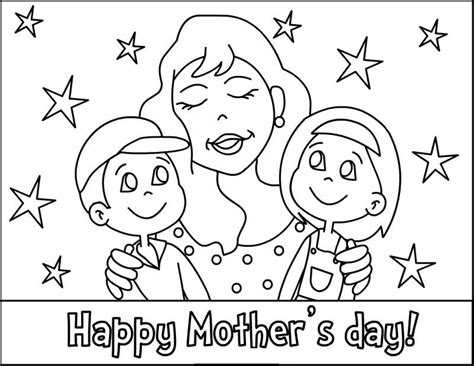 mothers day pictures to color free printable mothers day coloring pages for