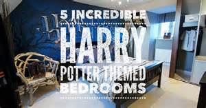 5 incredible harry potter inspired bedrooms watching