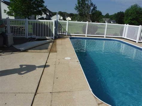 concrete lifting  leveling pool deck polylevel