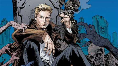 the darkest fox project issue 1 books nbc conjures up dc s constantine