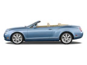 Bentley Two Door Convertible Image 2010 Bentley Continental Gt 2 Door Convertible Side