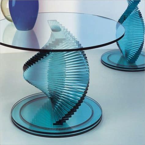 Glastische Design by 57 Beispiele F 252 R Designer Glastische