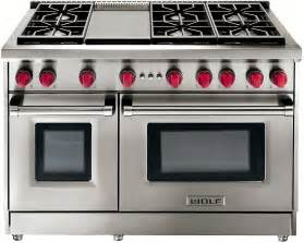 Wolfe Cooktop Wolf 48 Quot Stainless Steel Gas Range With Griddle Gr486g