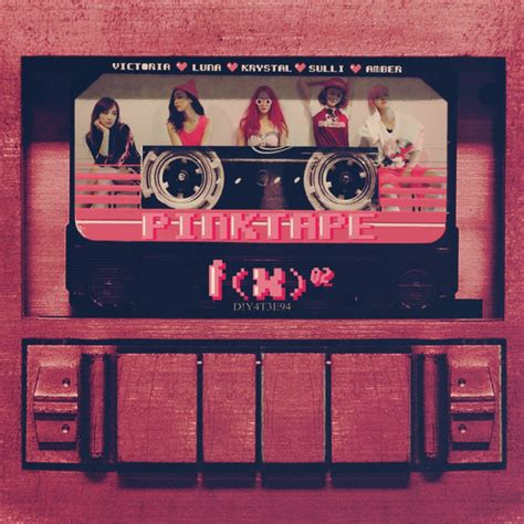 I Cover F by F X Pink Album Cover Www Pixshark Images