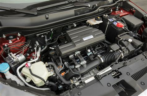 Honda Crv Engine by 2018 Honda Cr V Engine Performance And Specifications