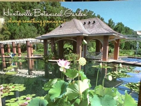 Huntsville Botanical Garden Huntsville Botanical Garden S 25th Anniversary Book Of Memories Picture Of Huntsville