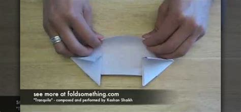 Origami Army Tank - how to fold an origami army tank with one sheet of paper
