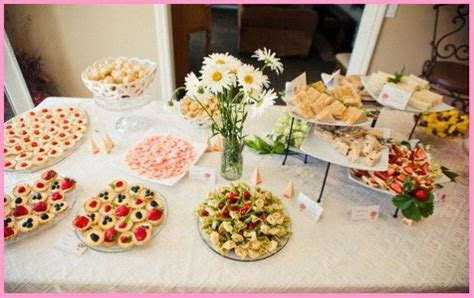 wedding shower lunch menu ideas 17 best images about bridal shower menu ideas on