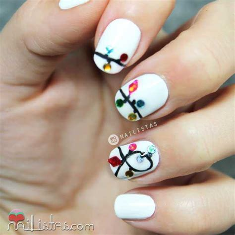imagenes de uñas decoradas navideñas 2015 ideas u 241 as navide 241 as