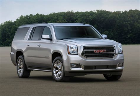 size suvs gm size suvs updated for the 2015i model year