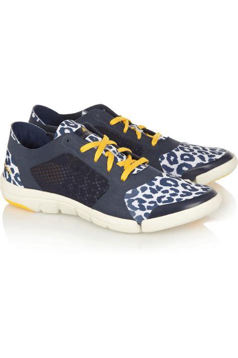 leopard sneakers adidas adidas by stella mccartney ararauna leopard print