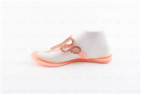Jelly Shoes Anak Boots Rainbow s jelly spiral rainbow pink flats s shoes jelly pk