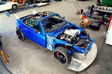 20b powered time attack nc mx5 | build threads