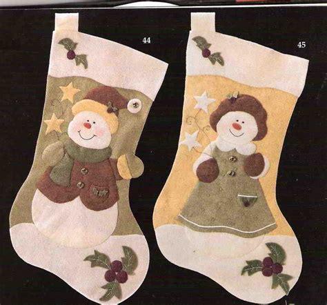 cadenas de muñecos de papel patrones y moldes de botas y botitas para navidad en