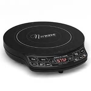 Nuwave Induction Cooktop Wattage nuwave pic titanium 1800 watts induction cooktop gosale