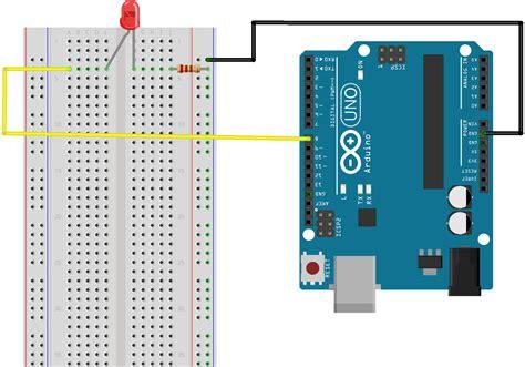 arduino tutorial blinking led the arduino led blink tutorial australia