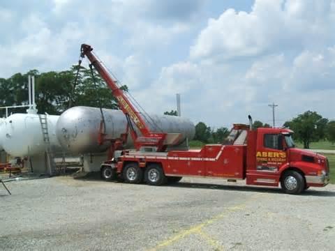 Lotus Ashland Ohio Aber S Towing Crane Center In Ashland Oh 567 217 0555