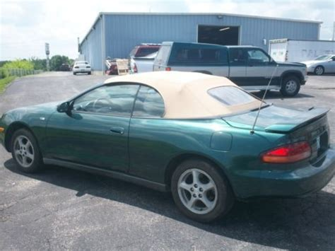 1997 Toyota Celica Convertible Purchase Used 1997 Toyota Celica Gt Convertible In