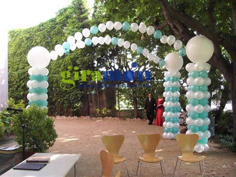 decorar con globos jardin decoracion para bodas en exterior giram 243 n giram 243 n