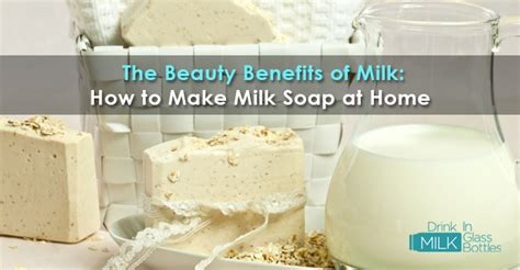 the don t lye how to make milk soap