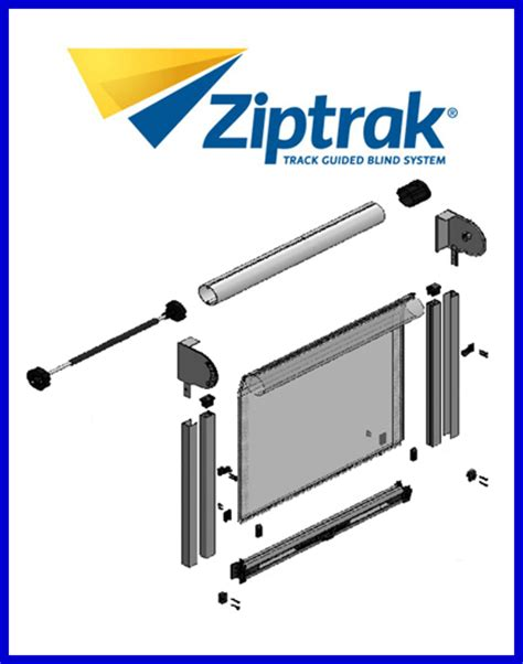 Caravan Awnings Ziptrak 174 Blind System Coastal Canvas And Vinyl Fabrication
