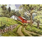 Country Lane  John Sloane Art
