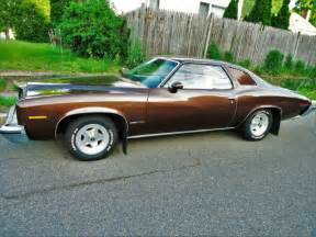 73 Pontiac Lemans Sport Coupe 1973 Pontiac Lemans Sport Coupe 2 Door 5 7l For Sale