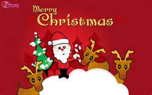 Merry christmas santa claus and other cliparts of christmas merry