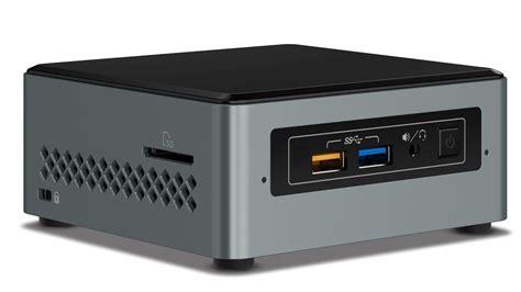 Cheap Small Desktop Computer Intel Nuc6cays Nuc Is An Affordable Windows 10 Mini